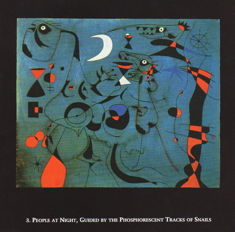 The 23 Constellations of Joan Miro