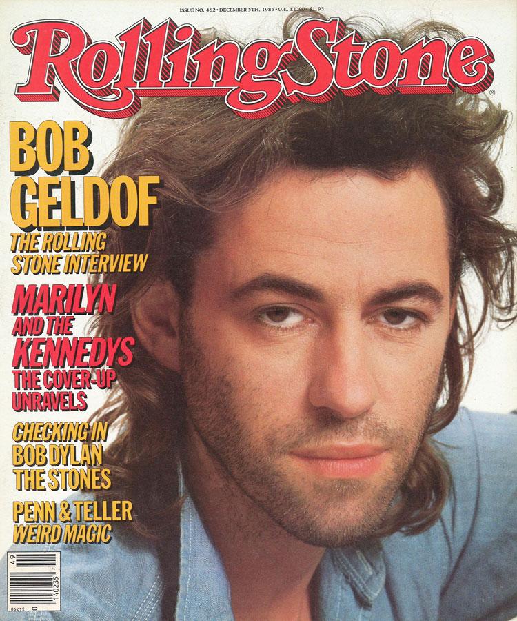 Robert Stones Fun With Problems >> Bob Geldof Interviews David Breskin