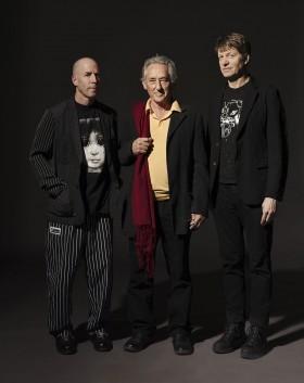 db, ED RUSCHA, NELS CLINE, November 29, 2012 , Photograph by Gene Pittman, courtesy of Walker Art Center 2012