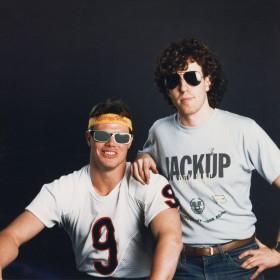 Jim McMahon and db 1986