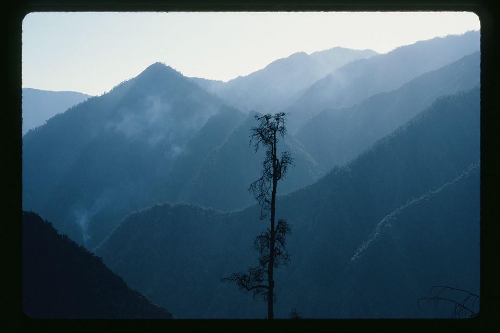 In Khumbu, May 1986