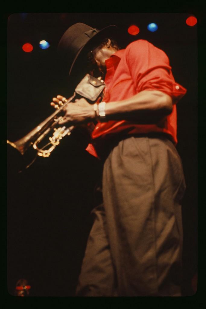 Miles Davis, DALLAS, TEXAS, February 1983