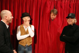 db, Michael Leonhart, Nels Cline and Ron Saint Germain