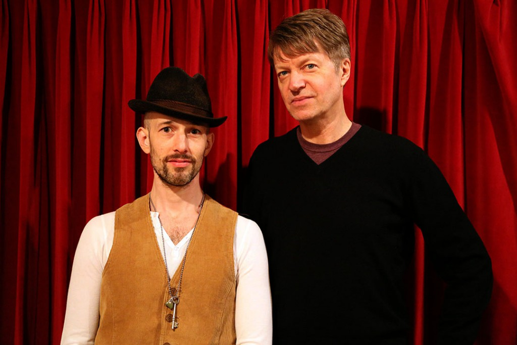 Nels Cline and Michael Leonhart