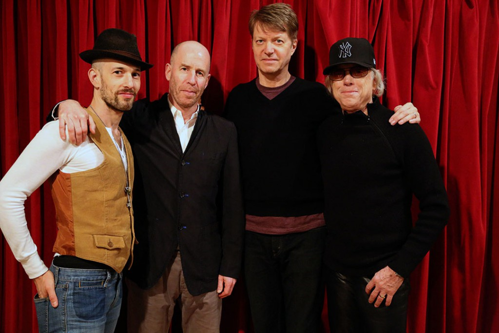 Michael Leonhart, db, Nels Cline and Ron Saint Germain