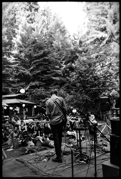 Bill Frisell & Nels Cline at The Henry Miller Library, Big Sur