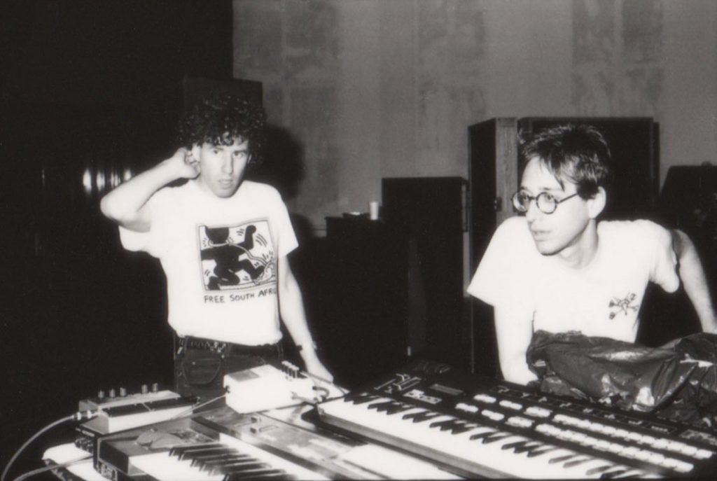 db and John Zorn