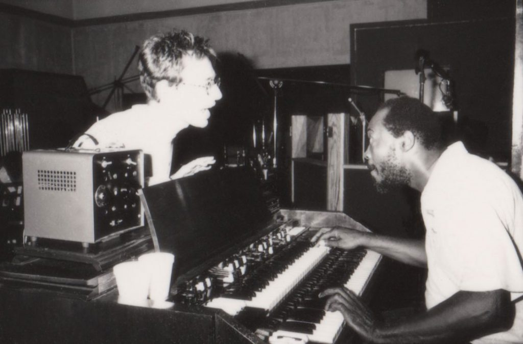 John Zorn and Big John Patton
