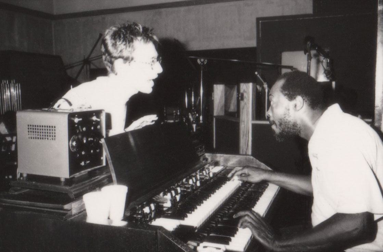 John Zorn and Big John Patton