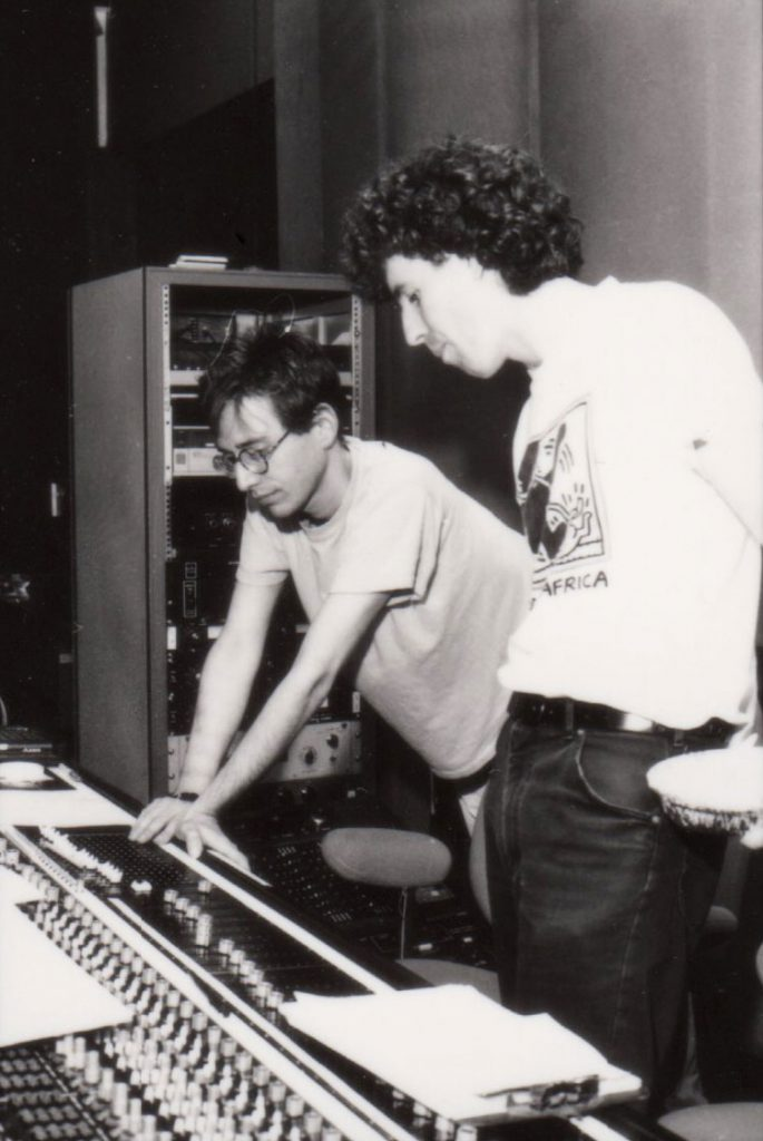John Zorn and db