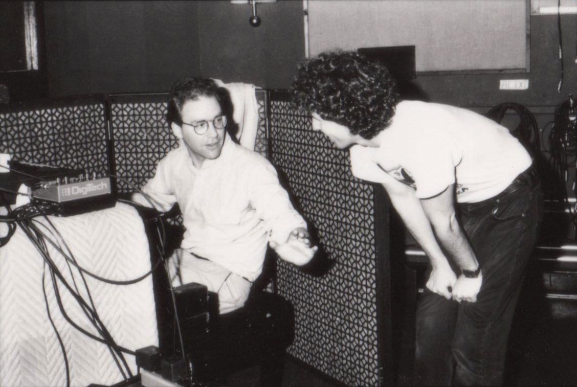 Wayne Horvitz and db