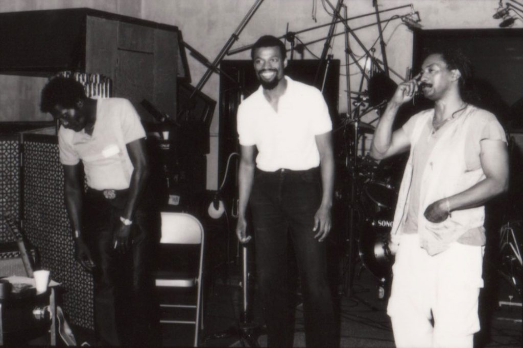 Albert Collins, Melvin Gibbs and Ronald Shannon Jackson