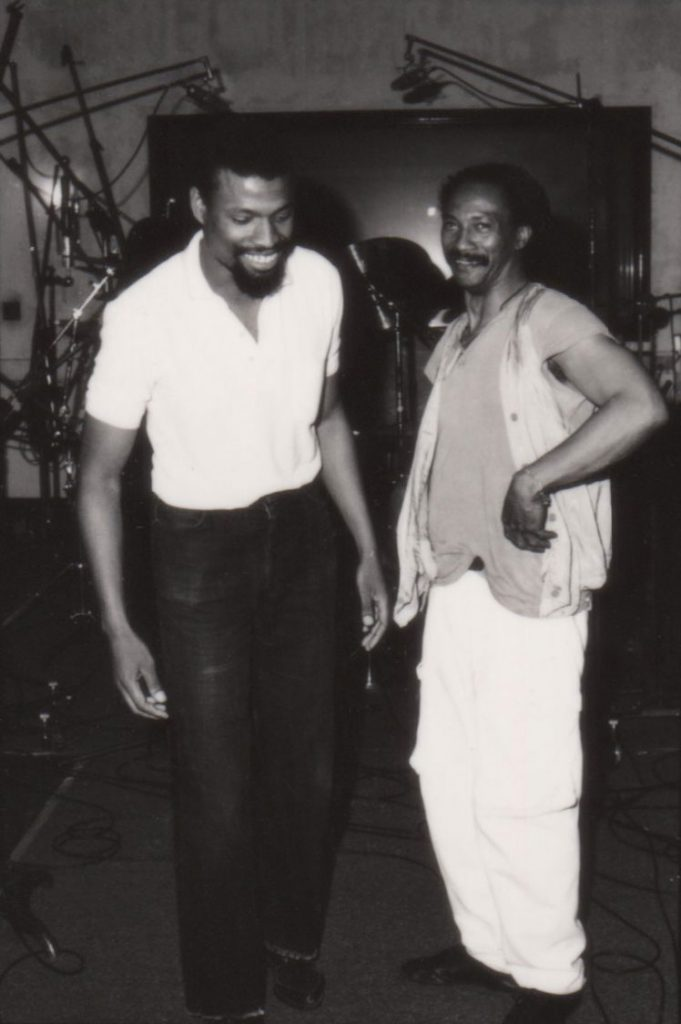 Melvin Gibbs and Ronald Shannon Jackson
