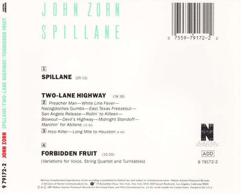 Spillane