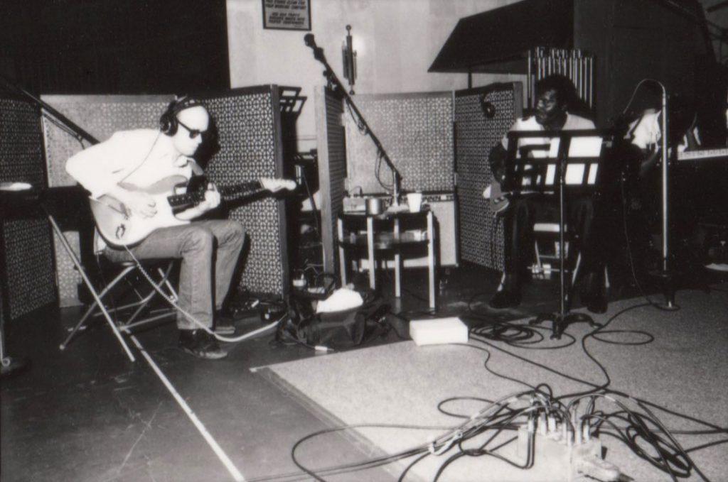 Robert Quine and Albert Collins