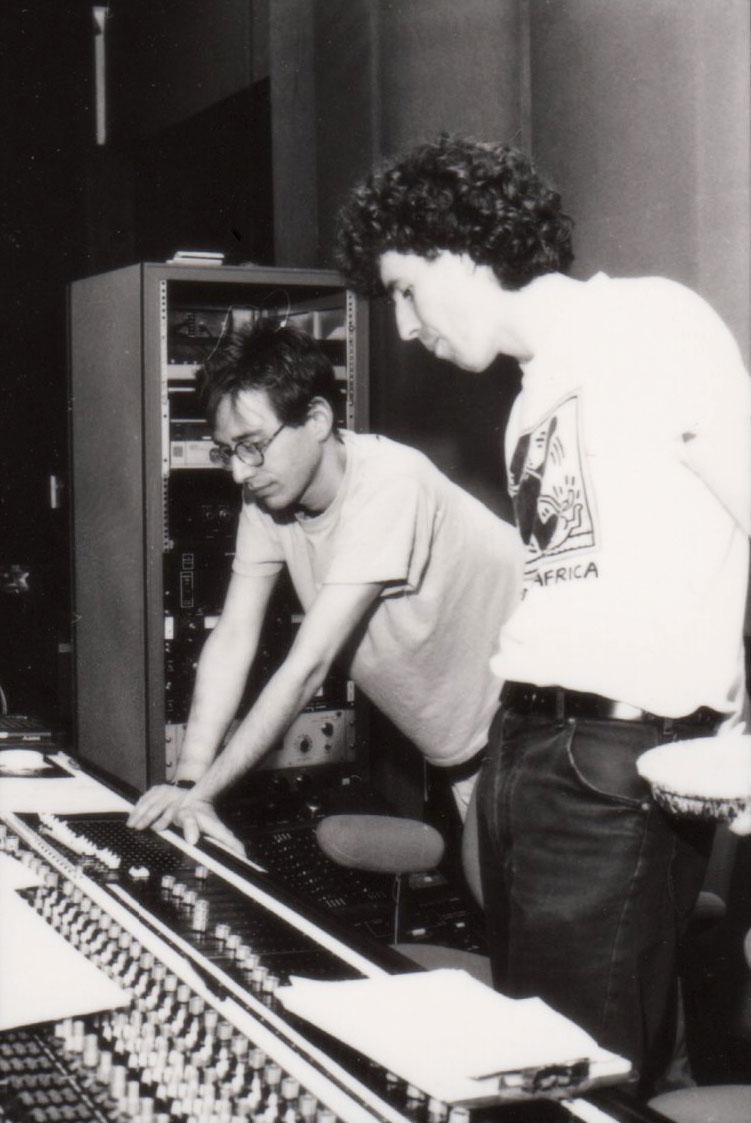 John Zorn and db