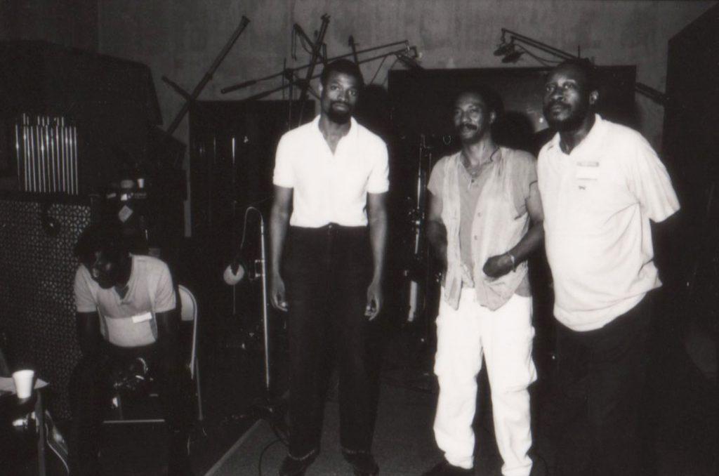 Albert Collins, Melvin Gibbs, Ronald Shannon Jackson and Big John Patton